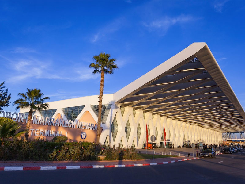 menara Marrakech Airport