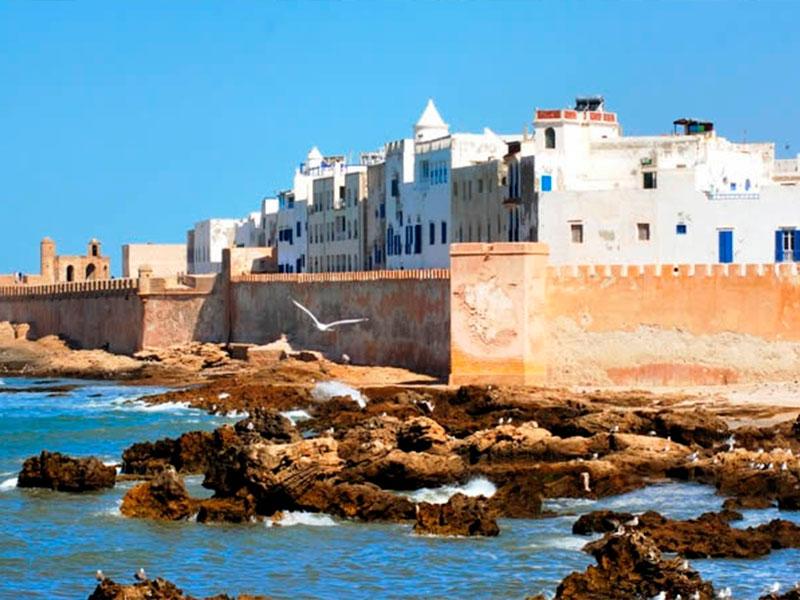essaouira (visit of the medina)