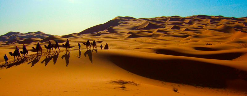excursion from ouarzazate to the zagora desert