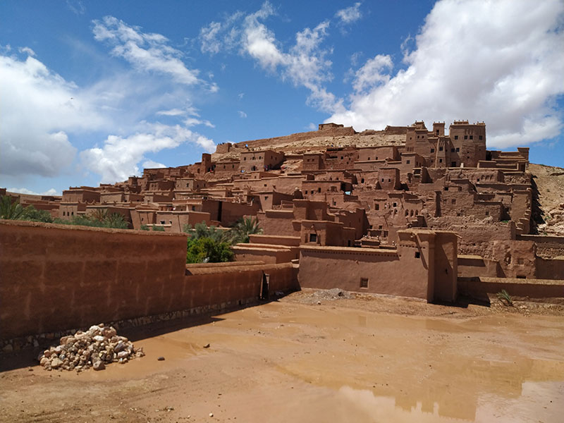 marrakech ait ben haddou valley of roses dades gorges