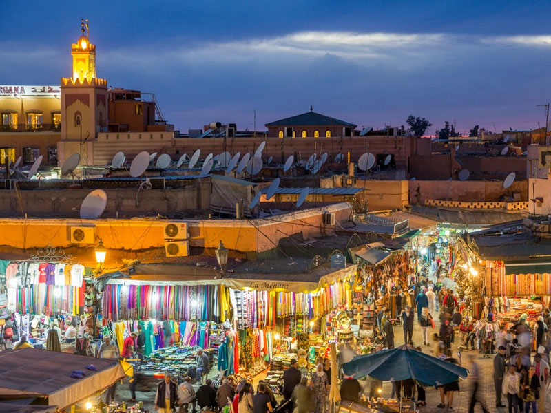 marrakech casablanca – rabat