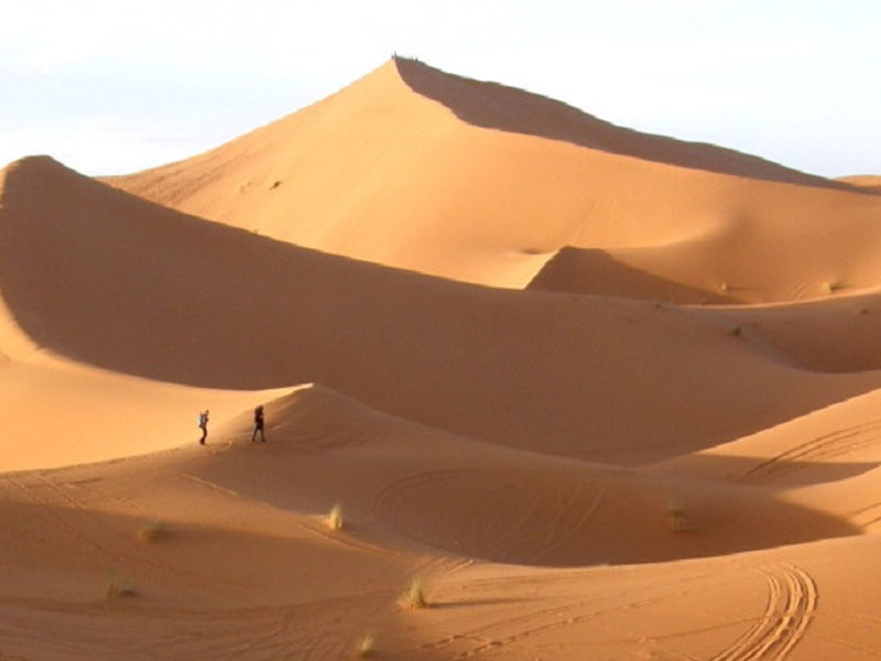 merzouga - rissani valley del draa agdez – ouarzazate