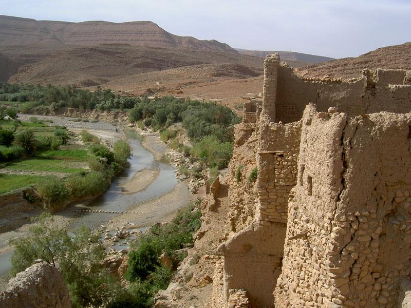 merzouga arfoud valle de ziz midelt azrou ifrane fez