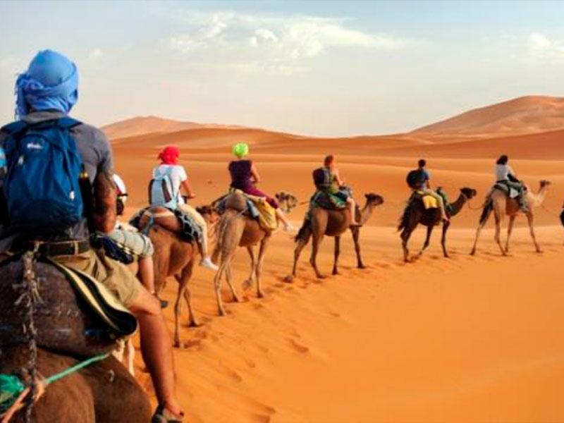 merzouga rissani valley del draa agdez ouarzazate – marrakech