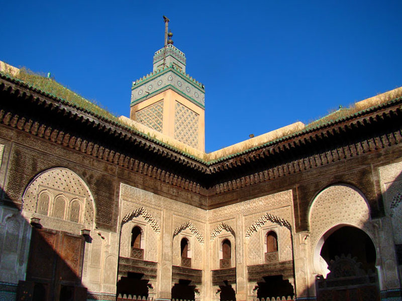guided tour of the fez medina