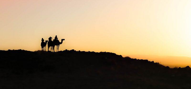 desierto zagora