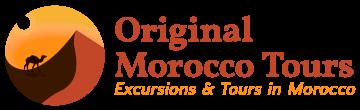 logo original morocco tours