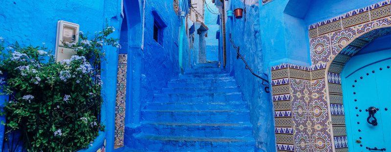 ruta tanger desierto y marrakech