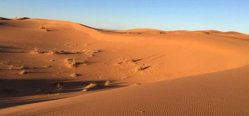 travel desert fez